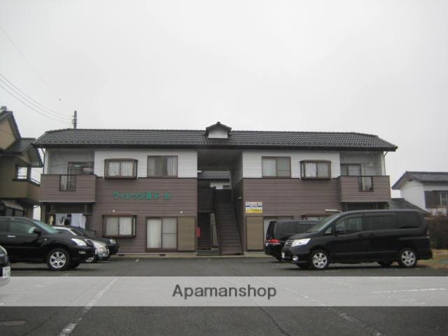 群馬県高崎市の築24年 2階建の賃貸アパート