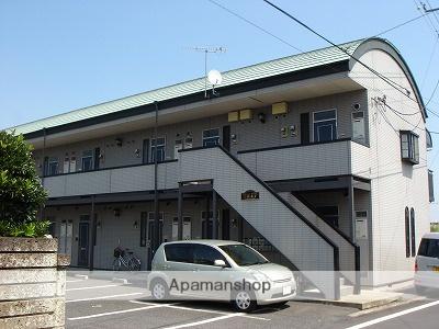群馬県高崎市、高崎問屋町駅徒歩40分の築19年 2階建の賃貸アパート