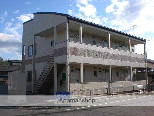 群馬県高崎市の築10年 2階建の賃貸アパート