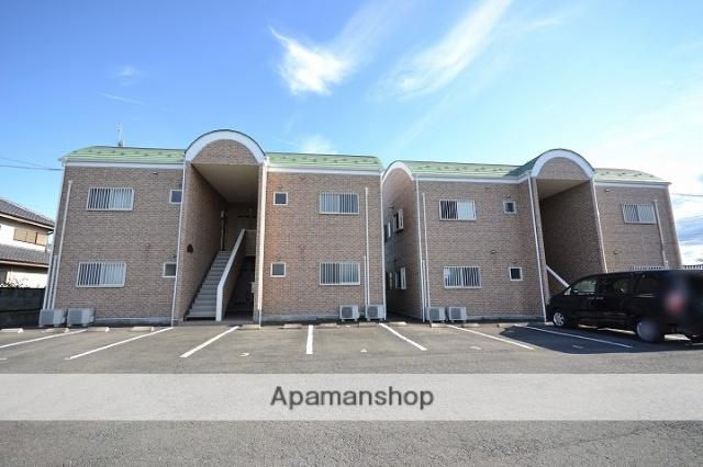 群馬県藤岡市、山名駅徒歩28分の築15年 2階建の賃貸アパート