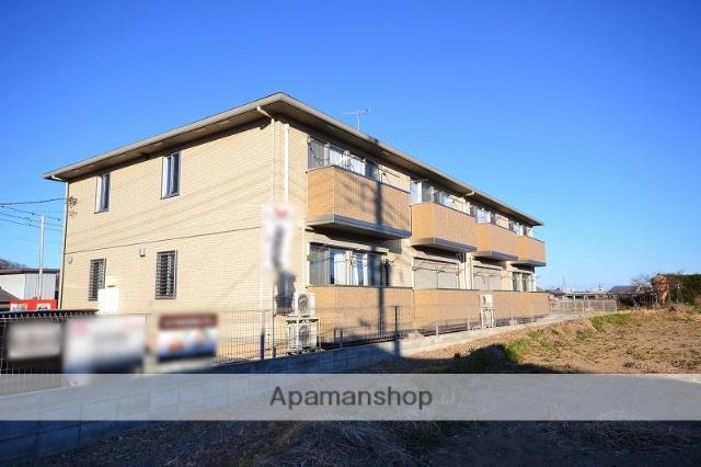 群馬県高崎市、吉井駅徒歩14分の築7年 2階建の賃貸アパート