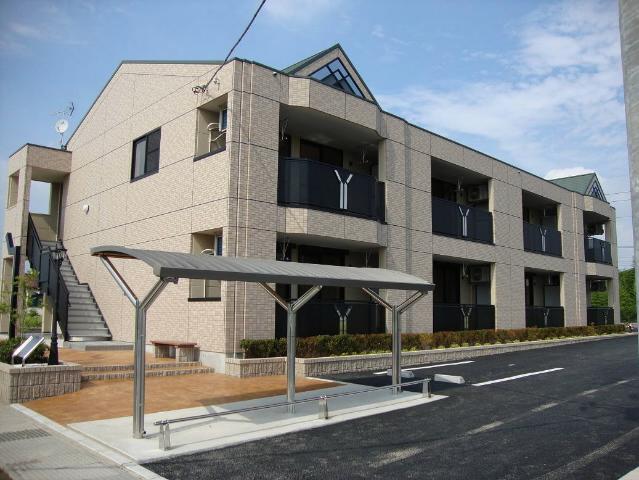 群馬県高崎市、井野駅徒歩25分の築6年 2階建の賃貸アパート