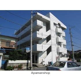 群馬県高崎市、高崎駅徒歩7分の築30年 4階建の賃貸マンション