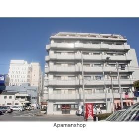 群馬県高崎市、高崎駅徒歩3分の築31年 7階建の賃貸マンション