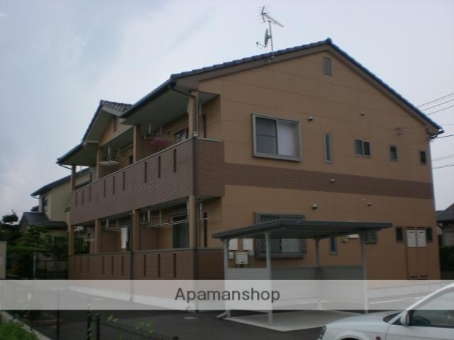群馬県高崎市の築9年 2階建の賃貸アパート