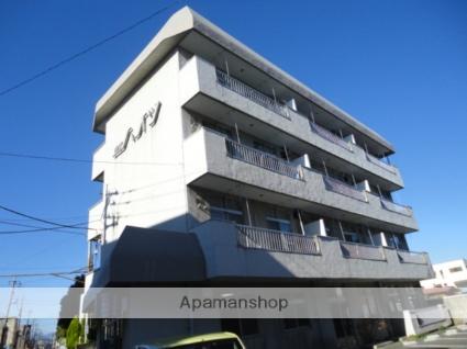 群馬県高崎市、高崎駅徒歩27分の築42年 4階建の賃貸アパート