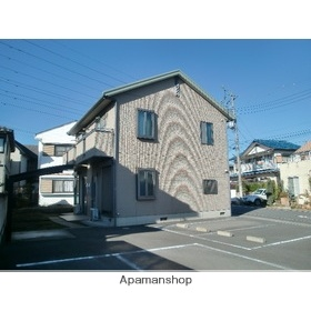 群馬県高崎市、倉賀野駅徒歩18分の築17年 2階建の賃貸アパート