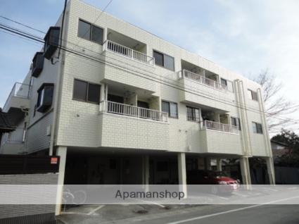群馬県高崎市、北高崎駅徒歩15分の築30年 3階建の賃貸マンション