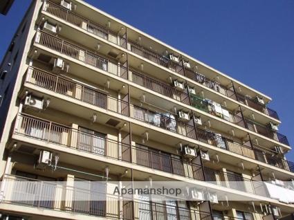 群馬県高崎市、高崎駅徒歩15分の築23年 7階建の賃貸マンション