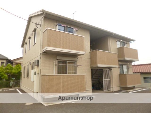 群馬県高崎市、高崎駅徒歩28分の築5年 2階建の賃貸アパート