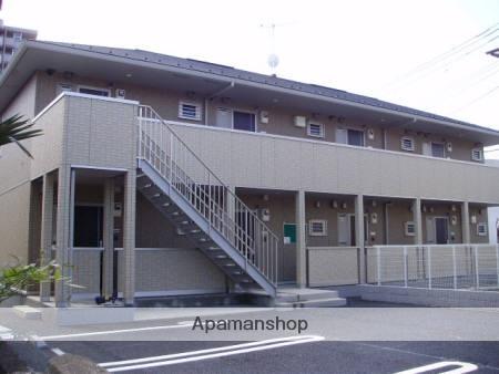 群馬県高崎市、倉賀野駅徒歩1分の築5年 2階建の賃貸アパート