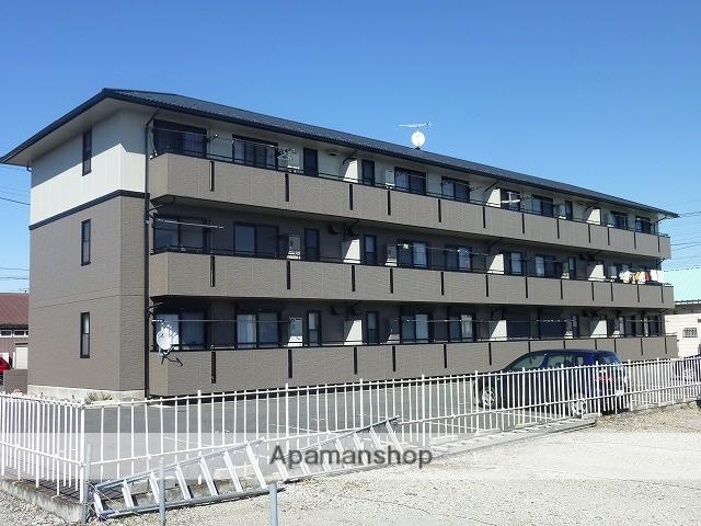 群馬県高崎市、倉賀野駅徒歩33分の築18年 3階建の賃貸アパート