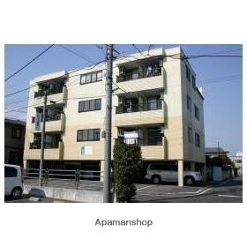 群馬県高崎市、北高崎駅徒歩25分の築20年 4階建の賃貸アパート