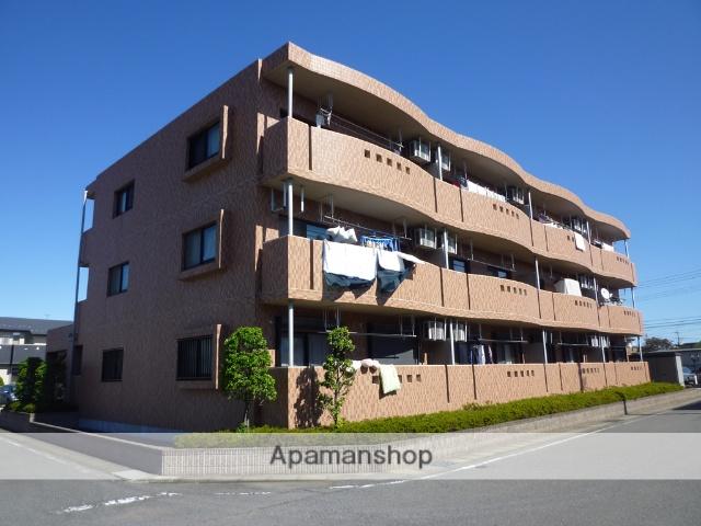 群馬県高崎市、倉賀野駅徒歩22分の築13年 3階建の賃貸マンション