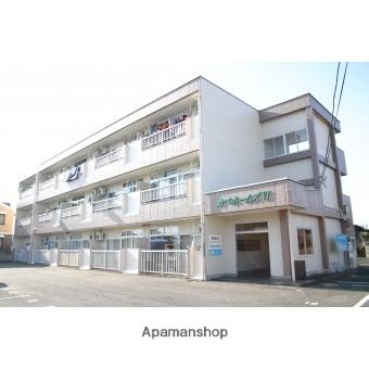 群馬県高崎市、井野駅徒歩45分の築33年 3階建の賃貸アパート