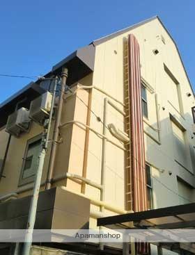 群馬県高崎市、高崎駅徒歩3分の築35年 4階建の賃貸アパート
