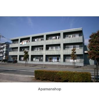 群馬県高崎市、井野駅徒歩34分の築31年 3階建の賃貸アパート
