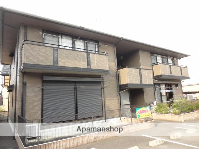 群馬県高崎市、高崎駅徒歩28分の築15年 2階建の賃貸アパート