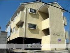 群馬県高崎市、井野駅徒歩41分の築25年 3階建の賃貸アパート