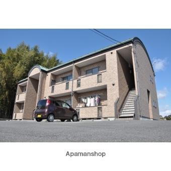 群馬県高崎市の築14年 2階建の賃貸アパート