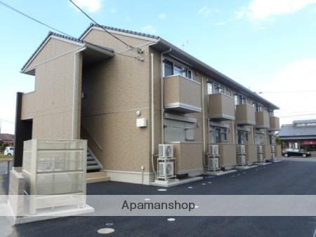 群馬県高崎市、群馬八幡駅徒歩94分の築5年 2階建の賃貸アパート