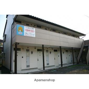 群馬県高崎市、高崎駅徒歩30分の築26年 2階建の賃貸アパート