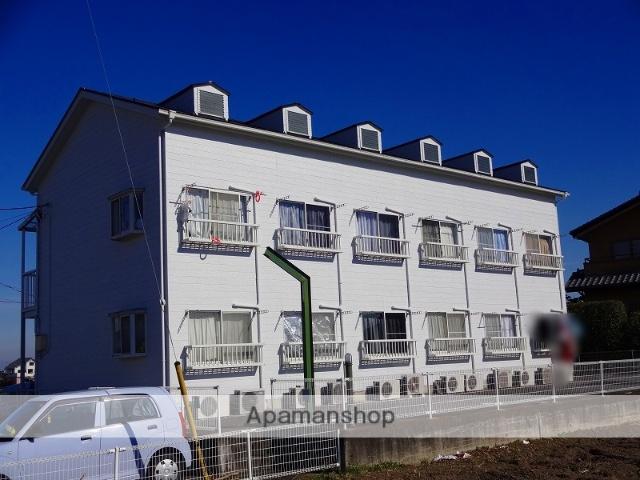 群馬県藤岡市、群馬藤岡駅徒歩39分の築27年 2階建の賃貸アパート
