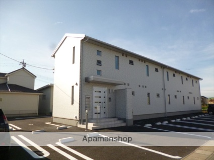 群馬県高崎市、倉賀野駅徒歩22分の築3年 2階建の賃貸アパート