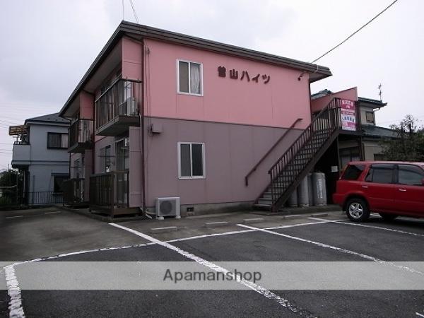 群馬県高崎市、北高崎駅徒歩48分の築29年 2階建の賃貸アパート
