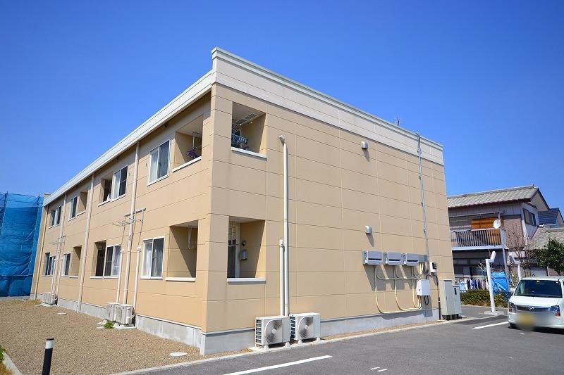 群馬県藤岡市、群馬藤岡駅徒歩27分の築5年 2階建の賃貸アパート