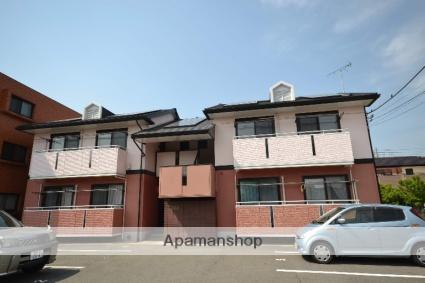 群馬県高崎市、北高崎駅徒歩51分の築21年 2階建の賃貸アパート