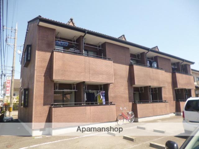 群馬県高崎市、高崎駅徒歩59分の築16年 2階建の賃貸アパート