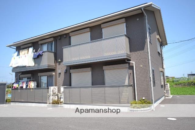 群馬県高崎市、倉賀野駅徒歩59分の築4年 2階建の賃貸アパート