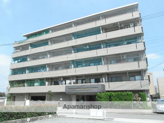 群馬県前橋市、三俣駅徒歩8分の築25年 6階建の賃貸マンション