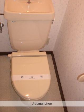 ヴェルディ敷島[2K/39.74m2]のトイレ