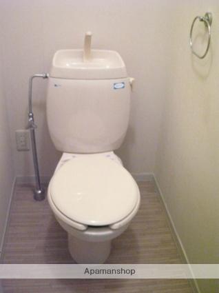 シタラハイツⅡ[1K/20.24m2]のトイレ