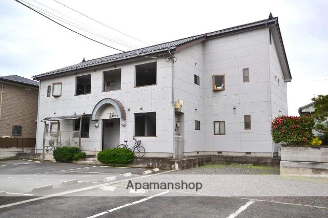 群馬県前橋市、前橋駅徒歩13分の築19年 2階建の賃貸アパート