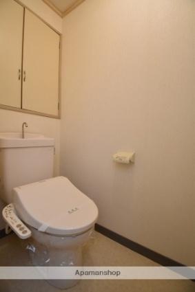 シティヒルズ朝倉[2LDK/54.5m2]のトイレ
