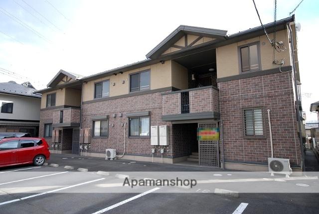 群馬県前橋市、新前橋駅徒歩24分の築14年 2階建の賃貸アパート
