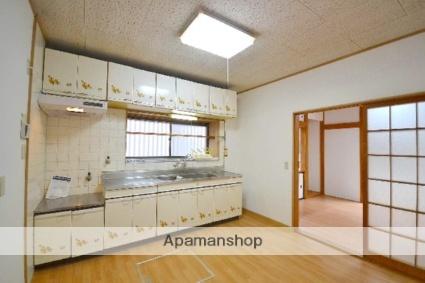 新前橋町一般住宅[4DK/77m2]のキッチン