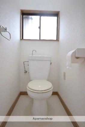新前橋町一般住宅[4DK/77m2]のトイレ