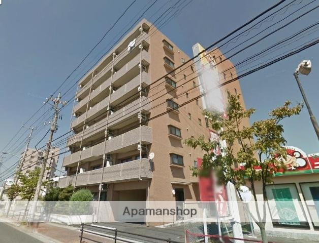 群馬県前橋市、新前橋駅徒歩19分の築12年 7階建の賃貸マンション