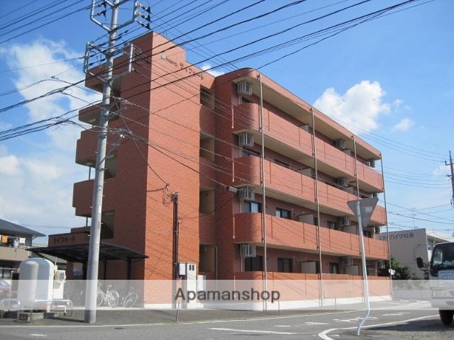 群馬県前橋市、新前橋駅徒歩16分の築12年 4階建の賃貸マンション