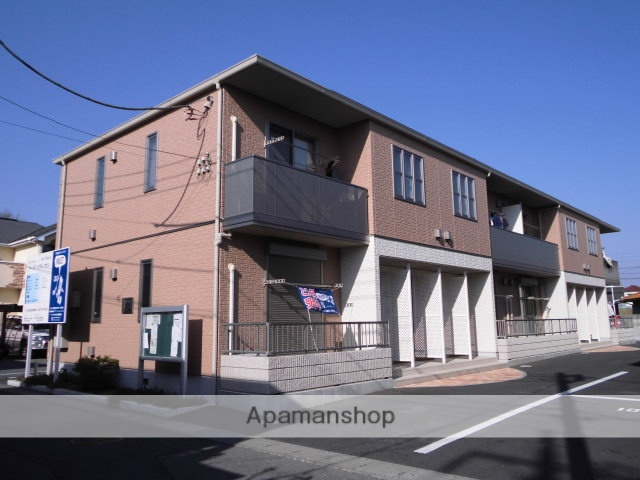 群馬県前橋市、群馬総社駅徒歩72分の築5年 2階建の賃貸アパート
