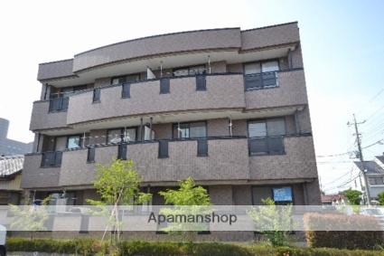 群馬県前橋市、群馬総社駅徒歩57分の築13年 3階建の賃貸マンション