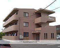 群馬県伊勢崎市、新伊勢崎駅徒歩40分の築16年 3階建の賃貸マンション