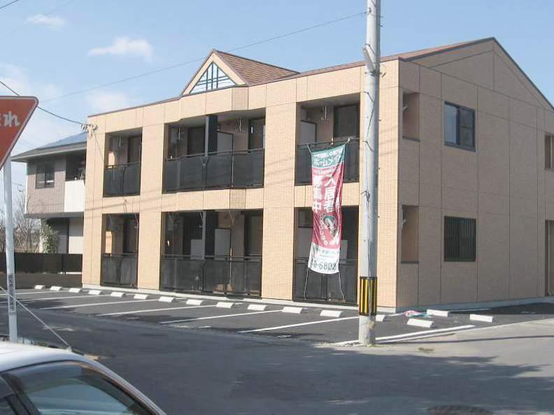 群馬県伊勢崎市、伊勢崎駅徒歩54分の築9年 2階建の賃貸アパート