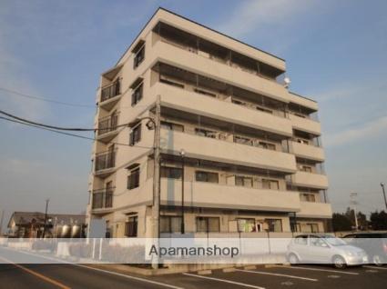 群馬県伊勢崎市、伊勢崎駅徒歩28分の築16年 5階建の賃貸マンション