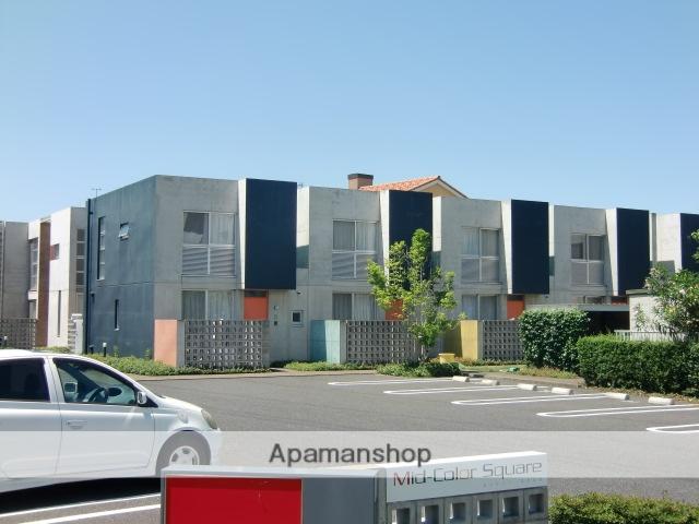群馬県伊勢崎市、駒形駅徒歩35分の築12年 2階建の賃貸マンション