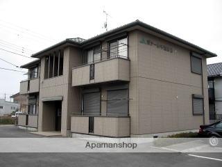 群馬県伊勢崎市、伊勢崎駅徒歩40分の築17年 2階建の賃貸アパート